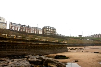 Das Grand Hotel in Tynemouth